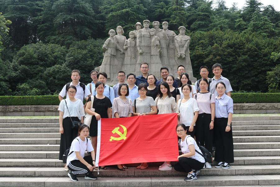 南京红色文化之旅